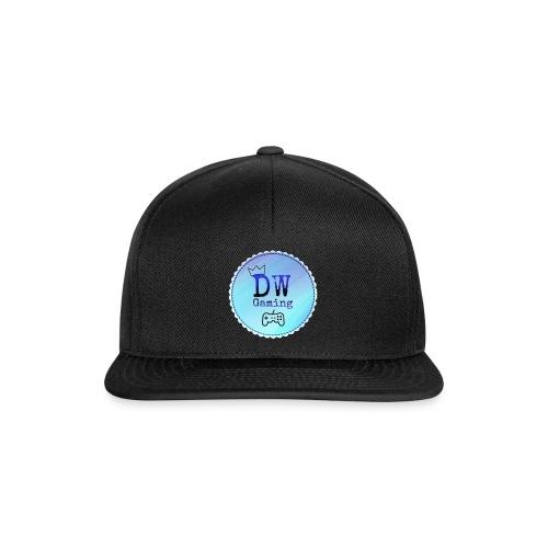 dw logo - Snapback Cap