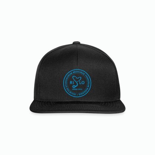 Rislo Logo - Snapback Cap