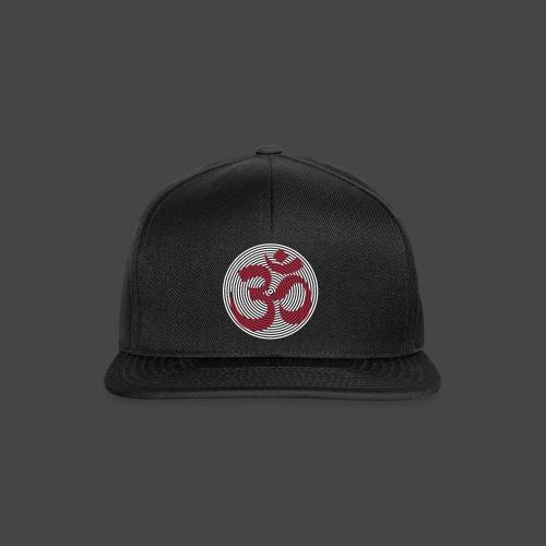 om circle all color - Snapback Cap
