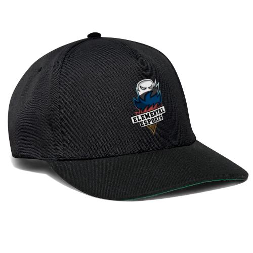 Elemental eSports | 2018 Logo - Snapback Cap