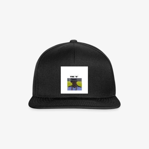 The K - Snapback Cap