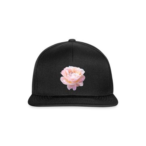 A pink flower - Snapback Cap