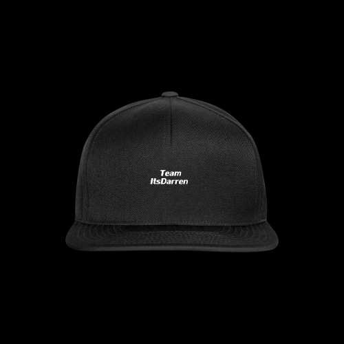 Team ItsDarren - Snapback Cap