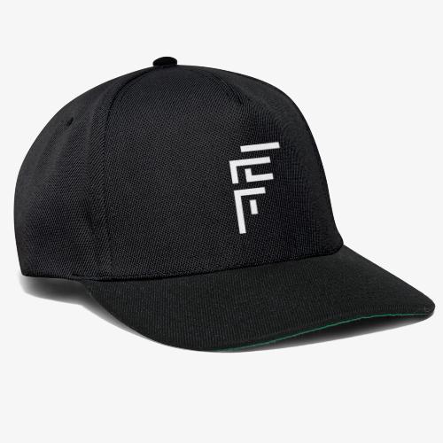 Block Style Logo - Snapback Cap