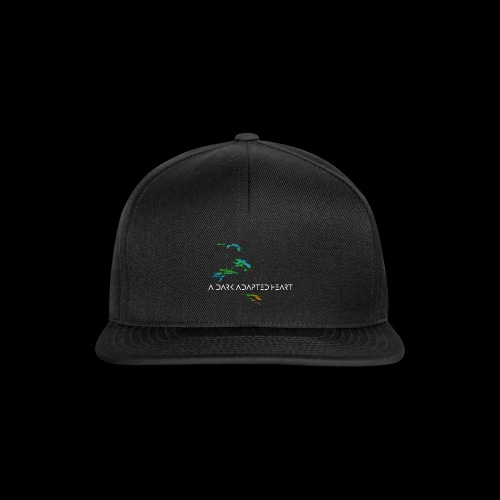 A Dark Adapted Heart album cover - Snapback Cap