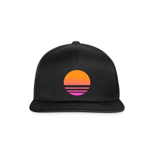 Vaporwave - Snapback Cap