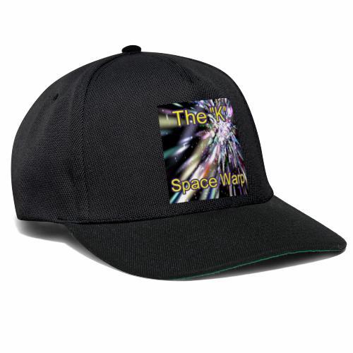 The K - Space Warp - Snapback Cap