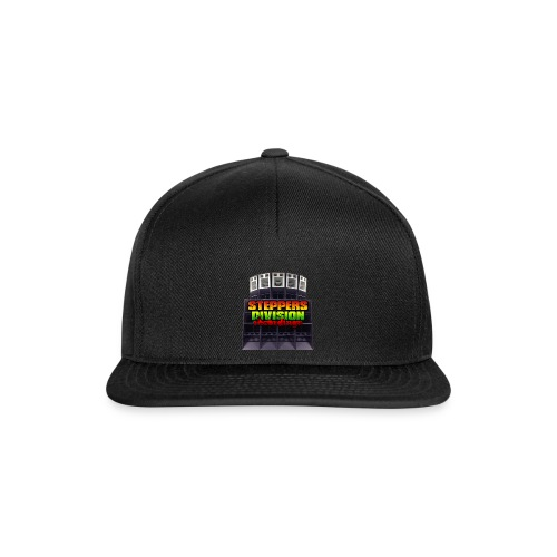 Steppers Division Recordings - Snapback Cap