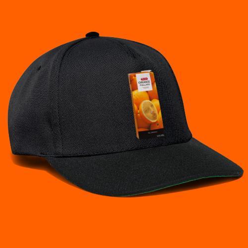 OrangeFullRoope - Snapback Cap