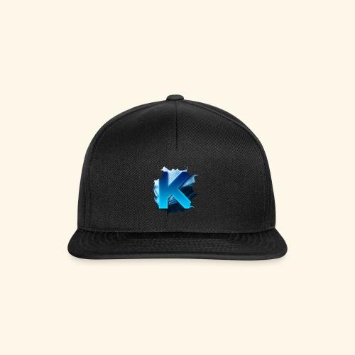 Kivvix Logga 1st Edition - Snapbackkeps