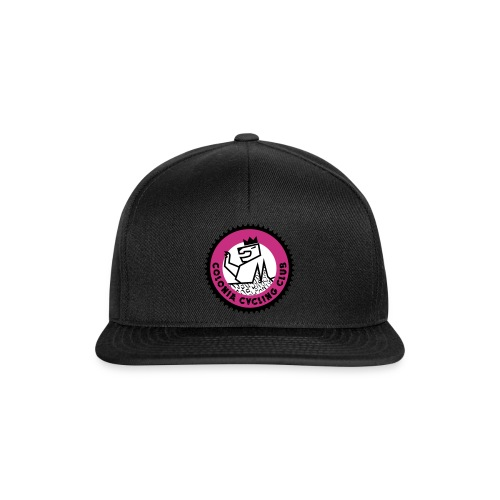 CCC Logo 3farbe - Snapback Cap