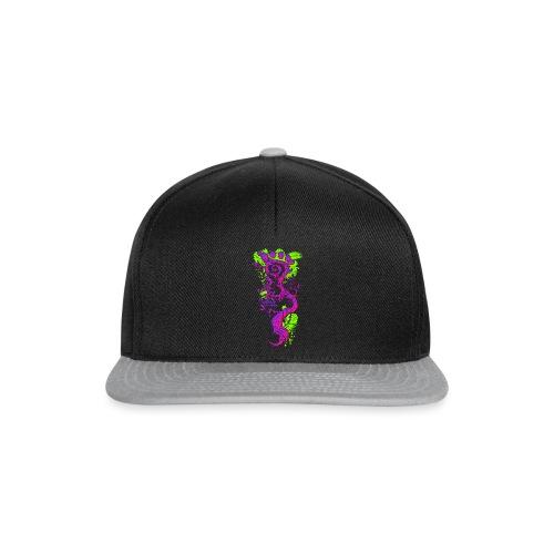 FootMoss logo - Snapback Cap