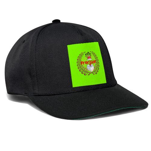 Mein Logo - Snapback Cap