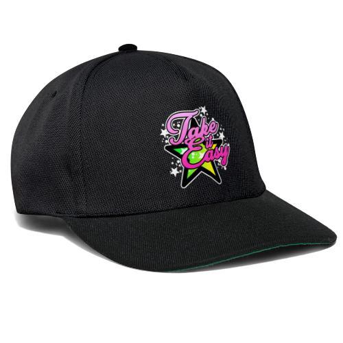 take it easy - Snapback cap