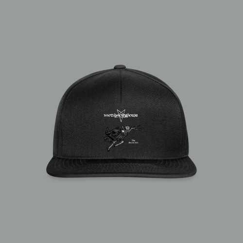 Metamorphosis - The Secret Art - Snapback Cap