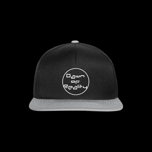 Dawn of Reality Merch - Snapback Cap