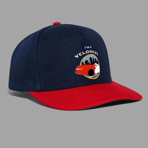 Im a velonaut - Snapback Cap