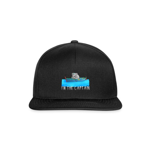 Kapitän - Snapback Cap