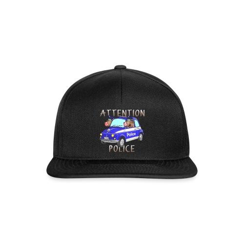 Polizei - Snapback Cap