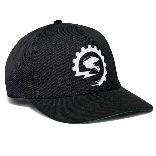 Logo White - Snapback Cap