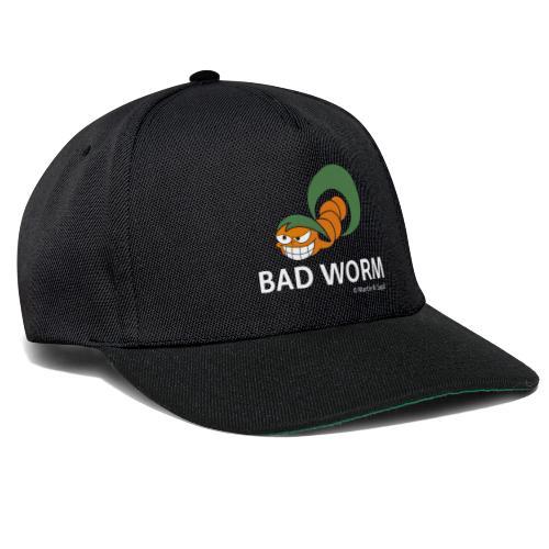 Bad worm - Snapback Cap