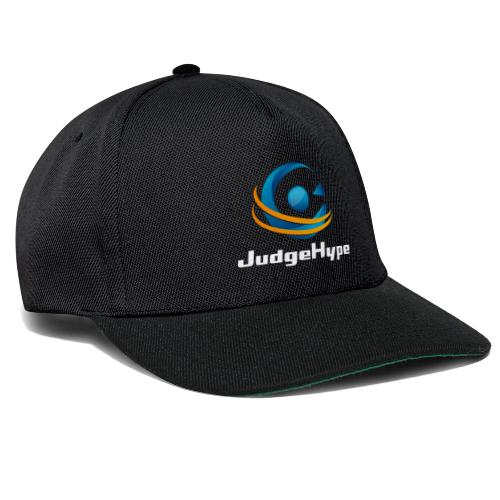 Logo JudgeHype - Casquette snapback