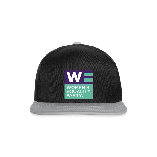 WE Logo - Snapback Cap