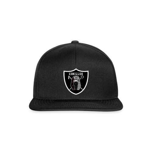 PHARAON OUEST SIDE - Casquette snapback