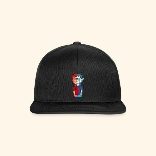 Hacked Manu - Snapback Cap