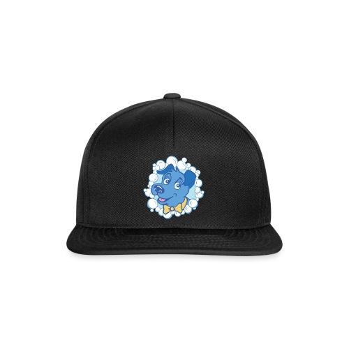 bubblyBarksLogo - Snapback Cap