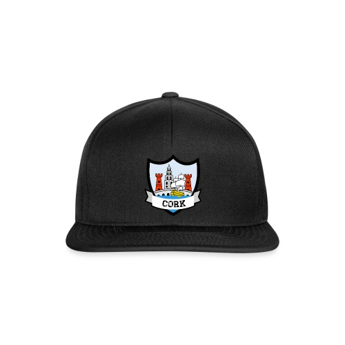 Cork - Eire Apparel - Snapback Cap