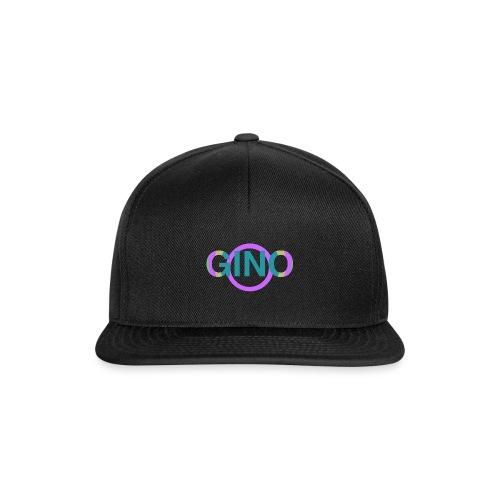 Gino - Snapback cap