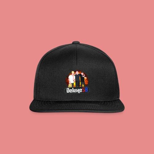 DeluxeSB Logo - Snapback cap