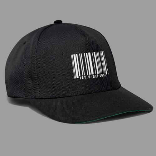 Code White - Snapback Cap