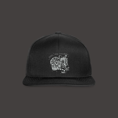 Merry Dark Christmas - Casquette snapback