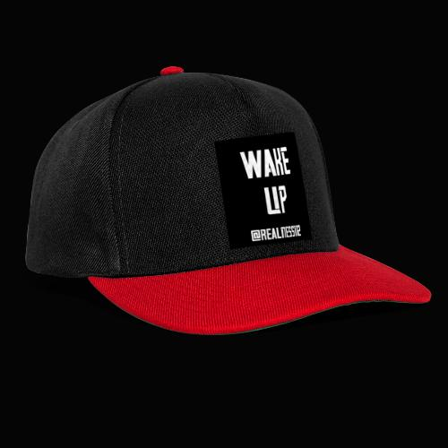 Wake Up!!!! Truth T-Shirts!!! #WakeUp - Snapback Cap