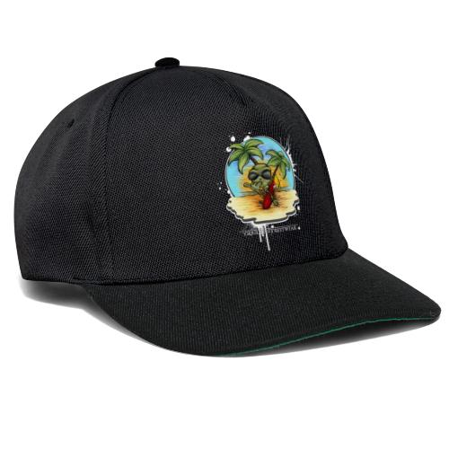 Let's have a surf back home! - Snapback Cap
