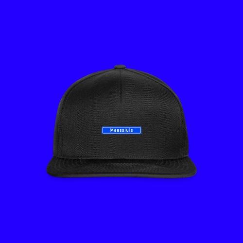 Maassluis box logo - Snapback cap