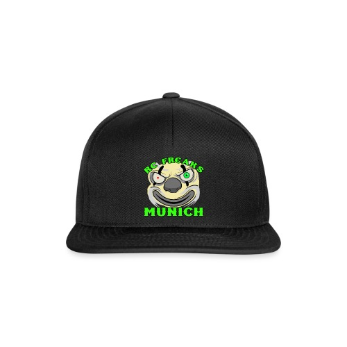 rcfm dunkel1 png - Snapback Cap