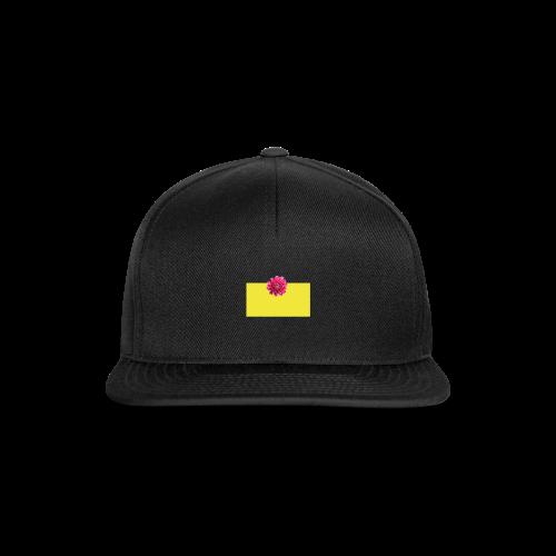 flower - Snapback-caps