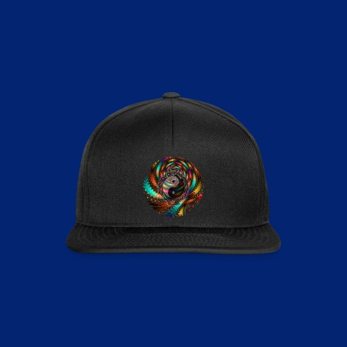 One More Fractal - Snapback Cap