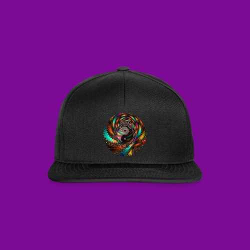 One More Fractal - Casquette snapback