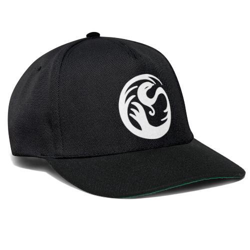 Fabelwesen weiss - Snapback Cap