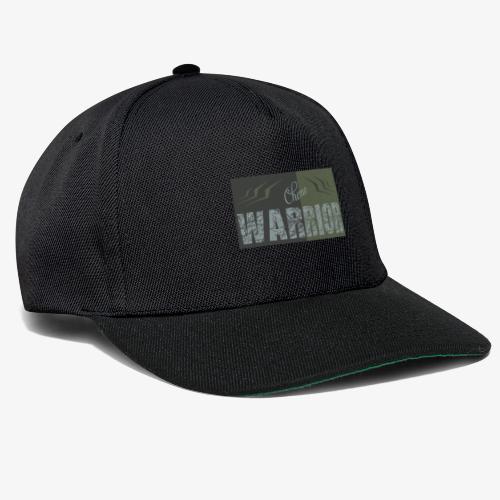Chemo Warrior - Snapback cap