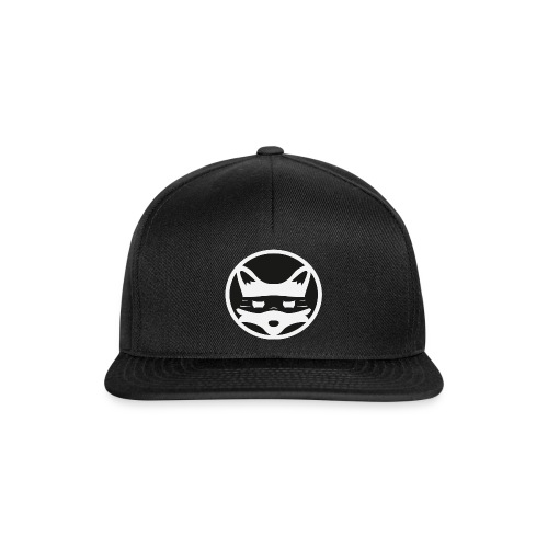 Swift Black and White Emblem - Snapback cap