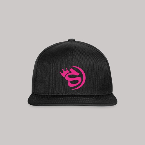 S pink - Snapback Cap