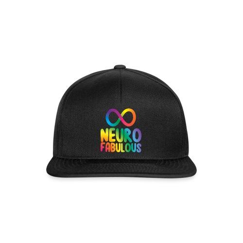 Neurofabulous - Snapback Cap