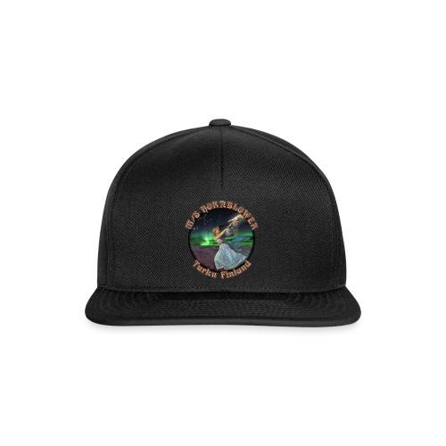 Turku mustareuna - Snapback Cap