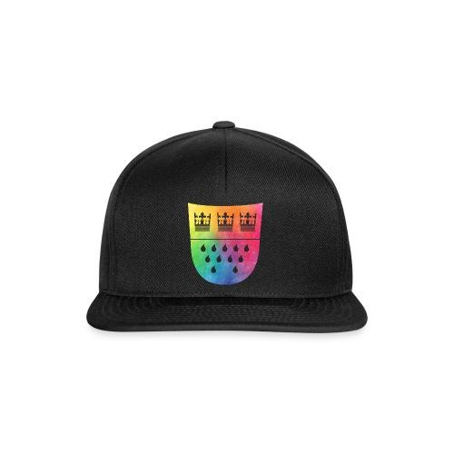 Kölner Wappen Rainbow - Snapback Cap