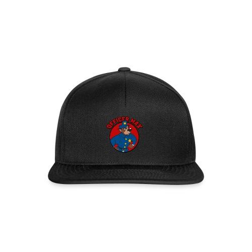 Officer DogMax - Snapback Cap